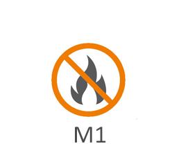classement au feu - non feu M1