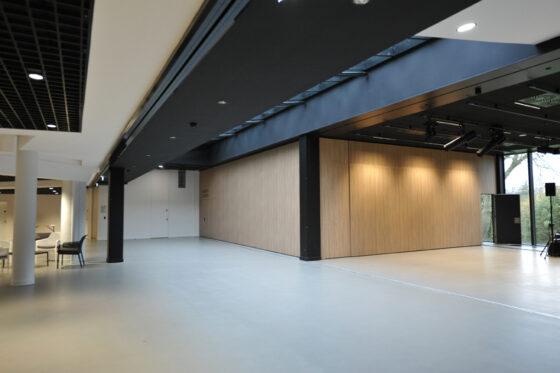 murs mobiles acoustiques - cité des congrès Angers