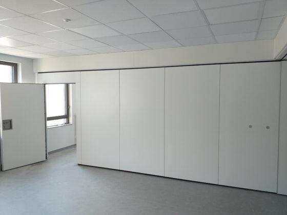mur mobile - espace modulable