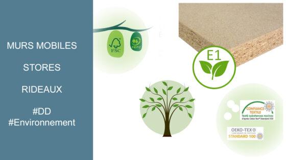 Actu Eole - labels environnementaux