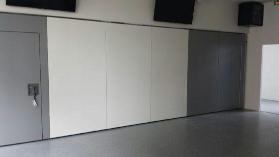 mur mobile ESS - école Lyon