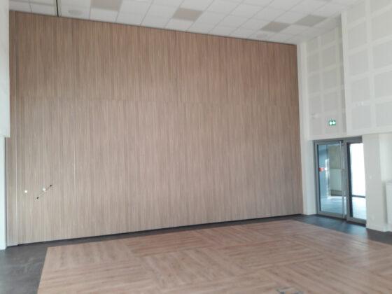 grand mur mobile 5 mètres - cloison mobile